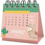 Calendario Legami 2022 Micro Panda & Friends