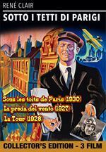 Sotto i tetti di Parigi / La preda del vento / La Tour (DVD)
