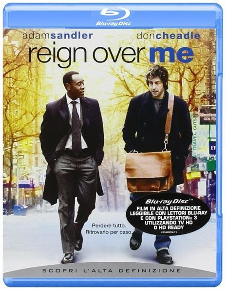 Reign Over Me (Blu-ray) di Mike Binder - Blu-ray