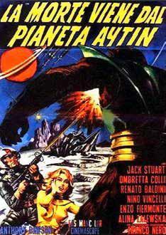 Morte del pianeta Aytin (DVD) di Antonio Margheriti - DVD