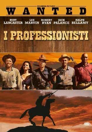 I professionisti (DVD) di Richard Brooks - DVD