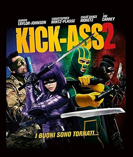 Kick Ass 2 (Blu-ray) di Jeff Wadlow - Blu-ray