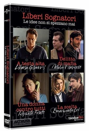 Liberi sognatori. Stagione 1. Serie TV ita (4 DVD) di Graziano Diana,Michele Alhaique,Stefano Mordini,Fabio Mollo