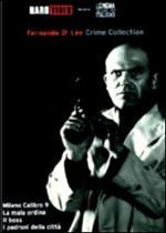 Fernando Di Leo. Crime Collection (4 DVD)