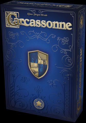Carcassonne - Edizione 20° Anniversario. Gioco da tavolo