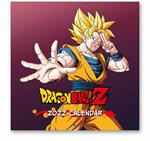 Calendario da parete 2022 Dragon Ball - 30 x 30 cm