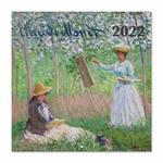 Calendario da parete 2022 Monet - 30 x 30 cm