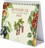 Calendario da scrivania 2022 Botanical - 20 x 6,5 x 18 cm