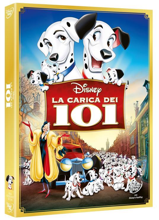 La carica dei 101<span>.</span> Special Edition di Wolfgang Reitherman,Hamilton Luske,Clyde Geronimi - DVD