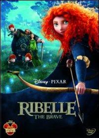 Ribelle. The Brave di Mark Andrews,Brenda Chapman,Steve Purcell - DVD