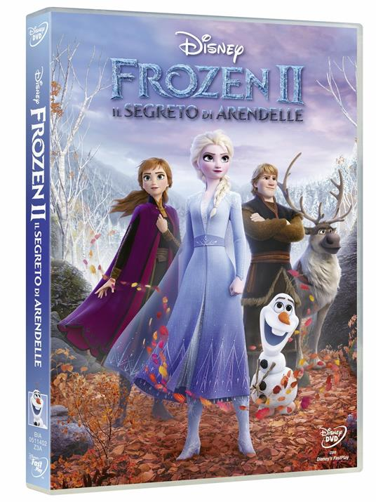 Frozen 2. Il segreto di Arendelle (DVD) di Jennifer Lee,Chris Buck - DVD