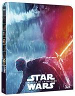 Star Wars. L'ascesa di Skywalker (Blu-ray 3D Steelbook)