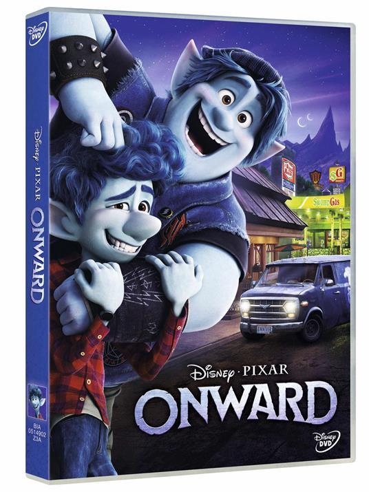 Onward. Oltre la magia (DVD) di Dan Scanlon - DVD