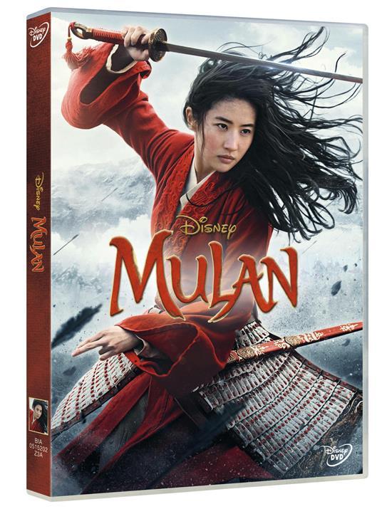 Mulan Live Action (DVD) di Niki Caro - DVD