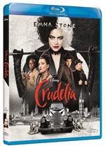 Crudelia (Blu-ray)