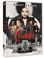 Crudelia (DVD)