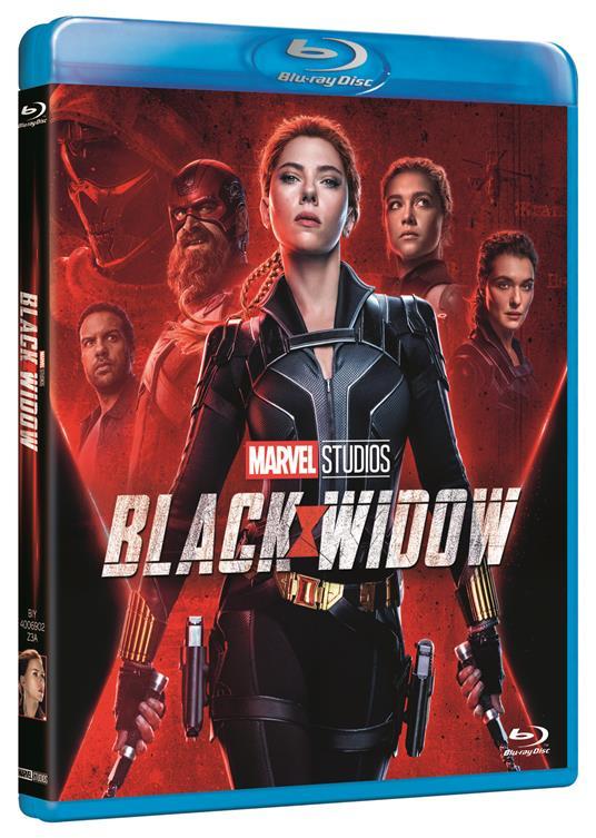 Black Widow (Blu-ray) di Cate Shortland - Blu-ray