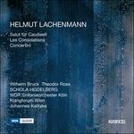 Salut für Caudwell - Les Consolations - Concertini