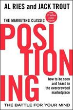 Positioning. The battle for your mind