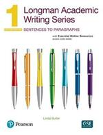 Longman Academic Writing Series 1: Sentences to Paragraphs, with Essential Online Resources