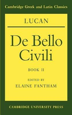 Lucan: De bello civili Book II - Lucan - cover