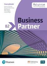 Business Partner B2 Upper Intermediate Student Book w/MyEnglishLab, 1e