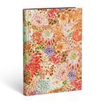 Taccuino Paperblanks copertina morbida Midi a righe Kikka - 13x18