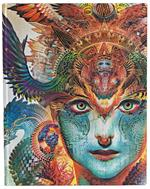 Taccuino Paperblanks copertina morbida Ultra a pagine bianche Drago Dharmico - 18x23