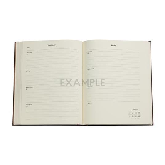 Agenda 2022 Paperblanks, 12 Mesi, La Fata Viola, Ultra, OR, I Libri delle FatediLang - 18 x 23 cm - 2