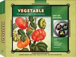 Vegetable Gardener's Journal & Magnet Gift Set: Record Garden Info, Keep Track of Plants, and Find Inspiration