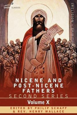 Nicene and Post-Nicene Fathers: Second Series, Volume X Ambrose: Select Works and Letters - cover