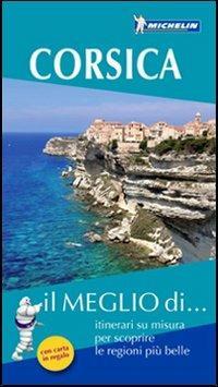 Corsica. Con carta stradale - copertina