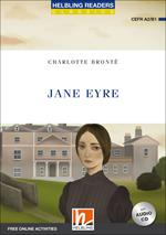 Jane Eyre. Level A2/B1. Helbling Readers Blue Series - Classics. Con espansione online. Con CD-Audio