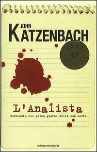 L' analista - John Katzenbach - copertina