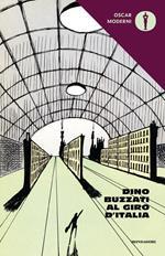 Dino Buzzati al Giro d'Italia
