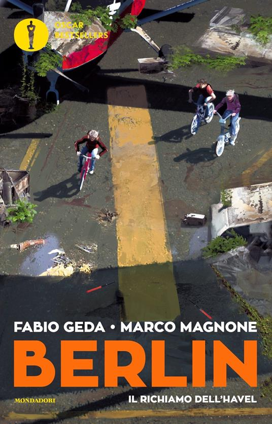 Il richiamo dell'Havel. Berlin. Vol. 5 - Fabio Geda,Marco Magnone - copertina