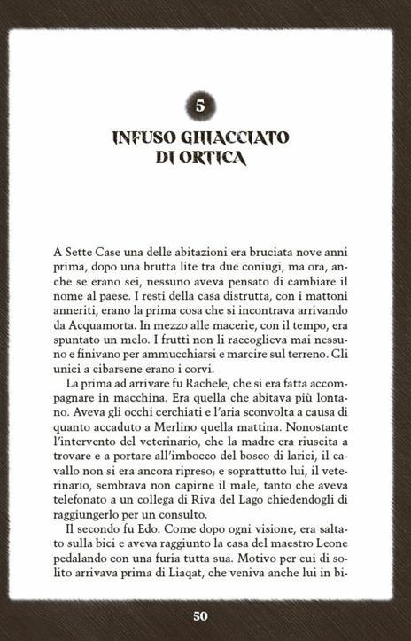 I segreti di Acquamorta. Vol. 1: Delitto al lago - Fabio Geda,Marco Magnone - 7