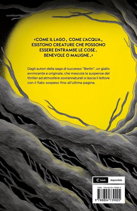 I segreti di Acquamorta. Vol. 1: Delitto al lago - Fabio Geda,Marco Magnone - 9