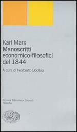 Manoscritti economico-filosofici del 1844
