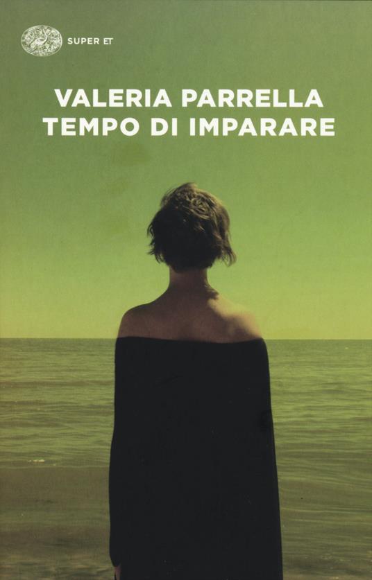 Tempo di imparare - Valeria Parrella - copertina