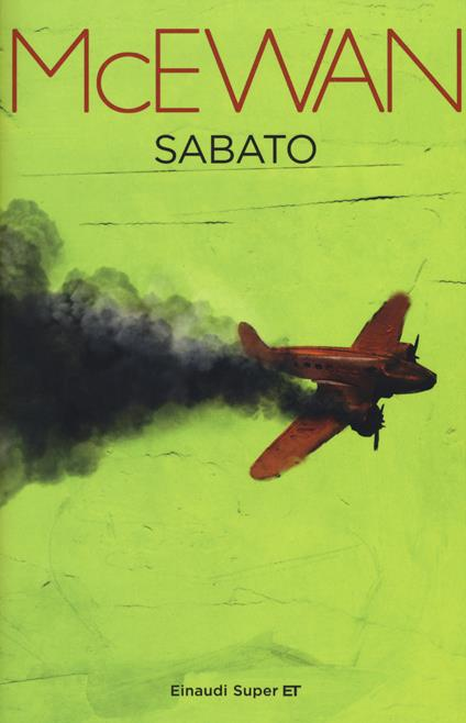Sabato - Ian McEwan - copertina