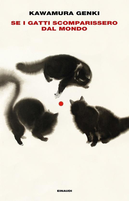 Se i gatti scomparissero dal mondo - Genki Kawamura - copertina