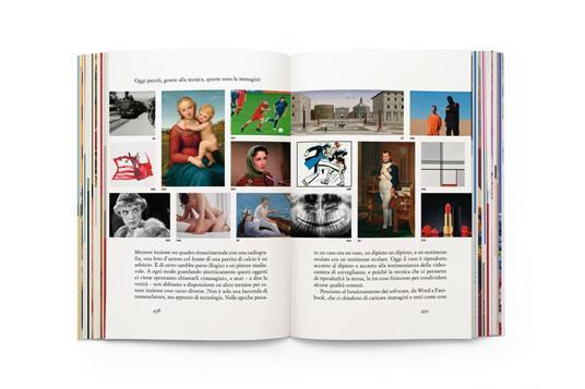Figure. Come funzionano le immagini dal Rinascimento a Instagram. Ediz. illustrata - Riccardo Falcinelli - 2