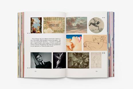 Figure. Come funzionano le immagini dal Rinascimento a Instagram. Ediz. illustrata - Riccardo Falcinelli - 6