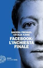 Facebook. L'inchiesta finale
