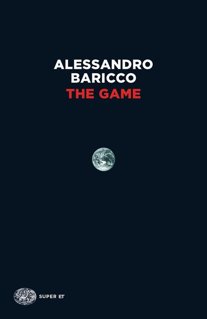 The Game - Alessandro Baricco - copertina