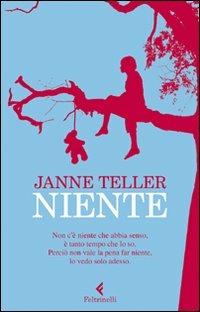 Niente - Janne Teller - copertina