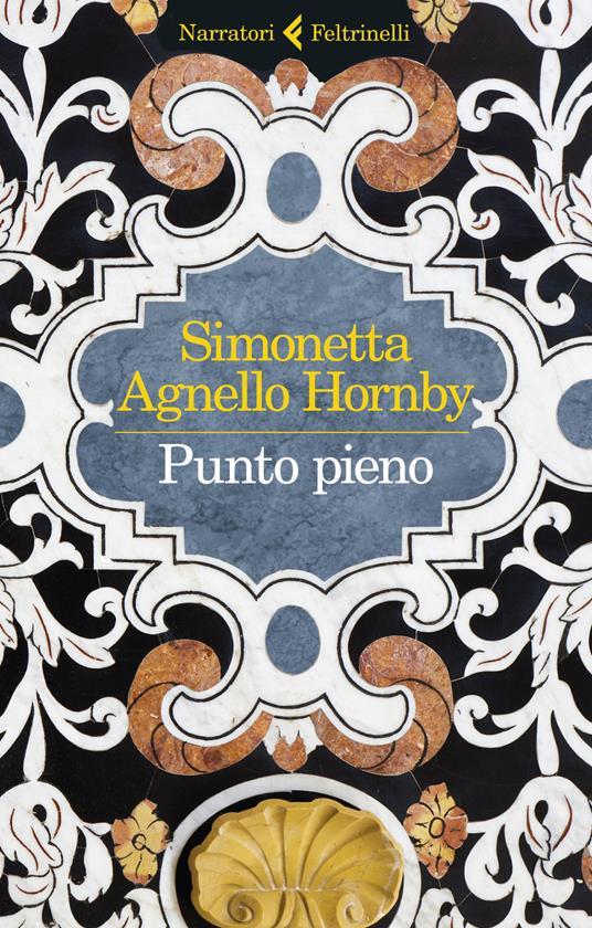 Punto pieno - Simonetta Agnello Hornby - copertina