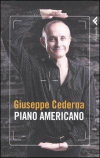 Piano americano - Giuseppe Cederna - copertina