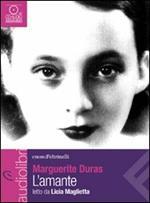 L' amante letto da Licia Maglietta. Audiolibro. CD Audio formato MP3